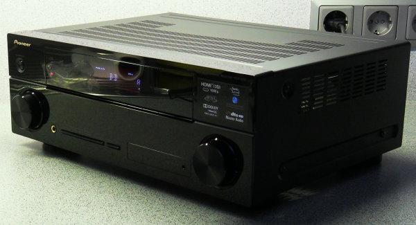 TEST: 5.1 AV-Receiver Pioneer VSX-520 mit HDMI 1.4 ...