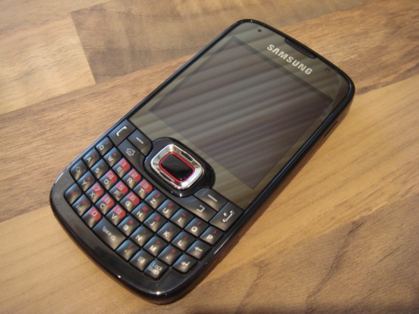 TEST: Mobiltelefon Samsung GT-B7330 Omnia Pro ...